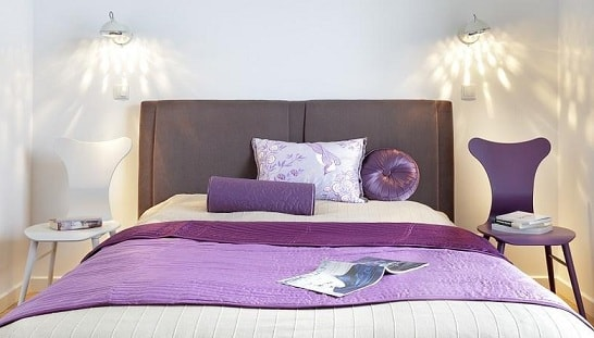 Правила оформления маленькой спальни (5)