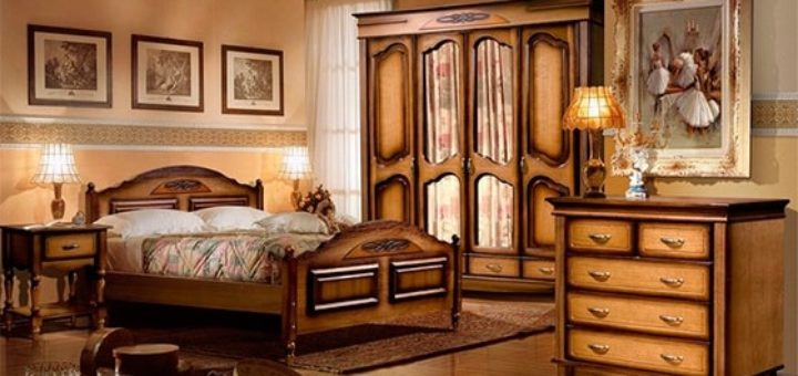 Преимущества мебели из массива дерева (1)