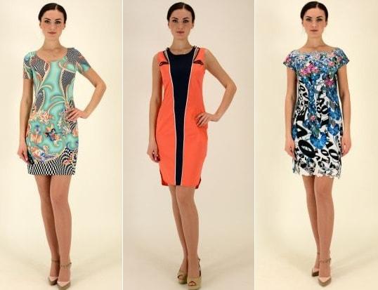 Актуальные новинки летних платьев