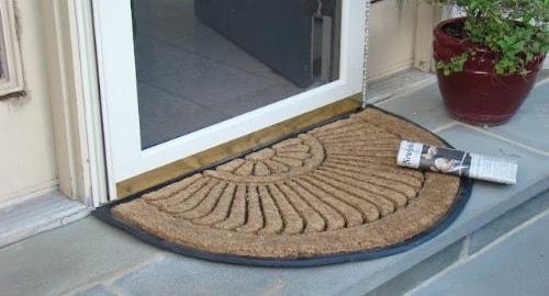 Кокосовые коврики для прихожей (2)
