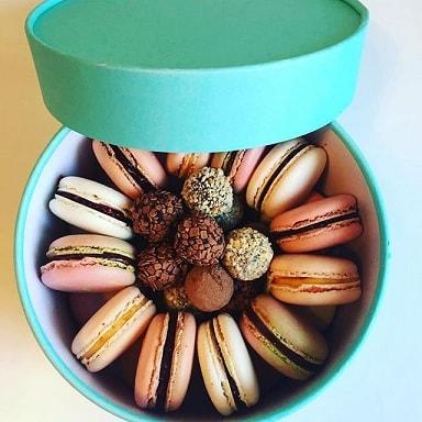 Макаронс и Шоколад ручной работы от «ShokoladBar» (2)