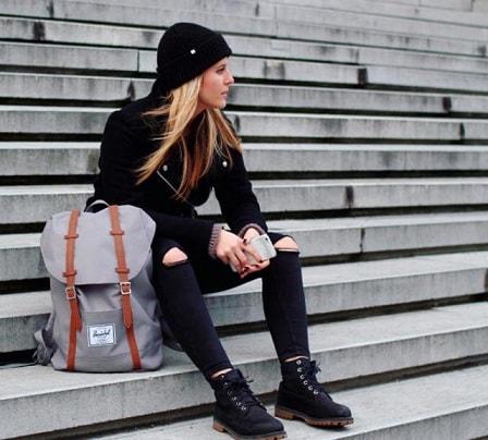 Мир модных женских рюкзаков (1)
