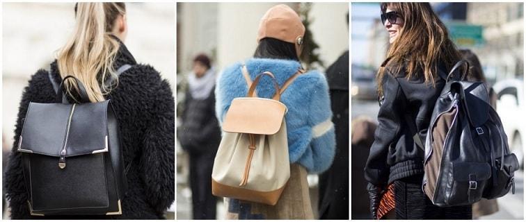 Мир модных женских рюкзаков (3)
