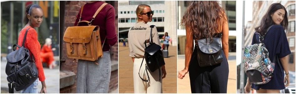 Мир модных женских рюкзаков (4)