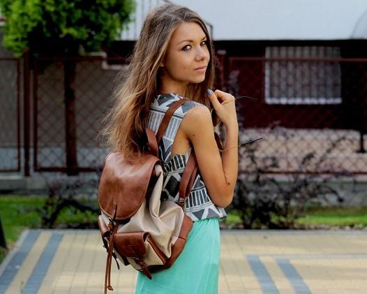 Мир модных женских рюкзаков (5)