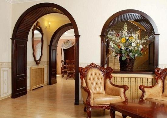 Переделка дверного проема под арку (3)