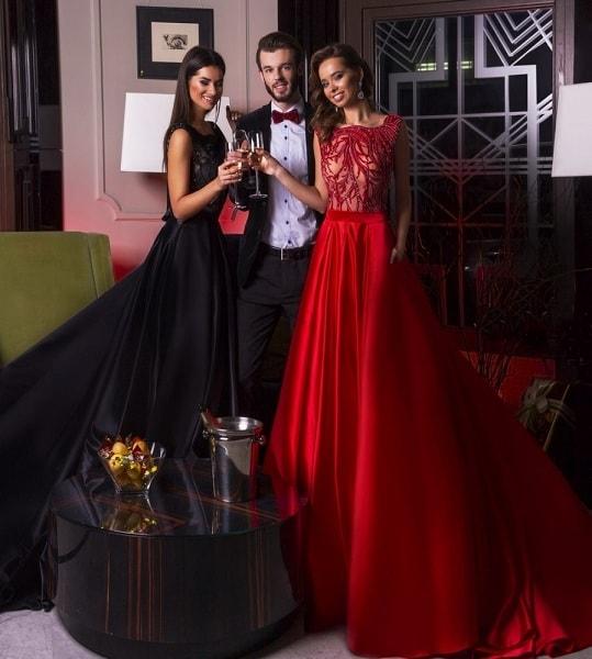 Вечерние платья от мировых дизайнеров в салоне Novias-wedding (3)