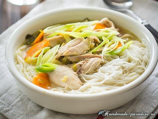 Куриный суп - это вкусно и полезно (2)
