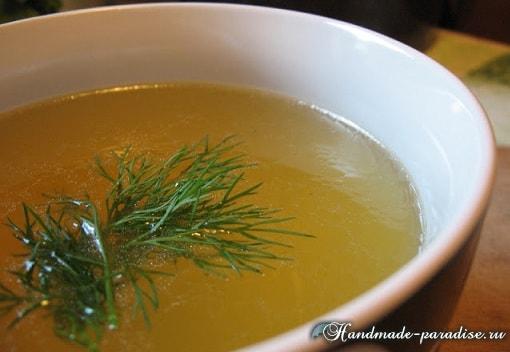 Куриный суп - это вкусно и полезно (4)