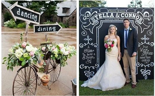 Бери и делай - 5 идей свадебного декора (3)