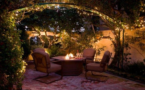 Безопасность и важность наружного освещения в саду (1)