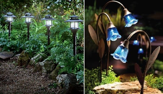 Безопасность и важность наружного освещения в саду (4)