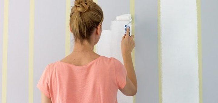 Как самостоятельно покрасить стены (2)