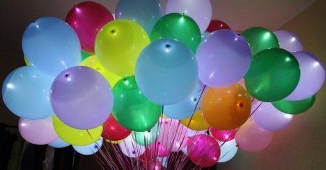 Магазин воздушных шаров best-balls.ru
