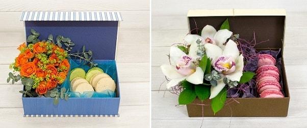 Роскошные букеты цветов в интернет-магазине «Фантазия» (2)