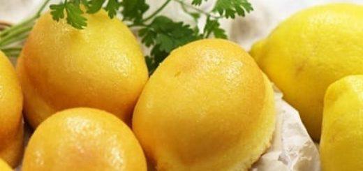 Как испечь лимоны. Сладкая выпечка (1)