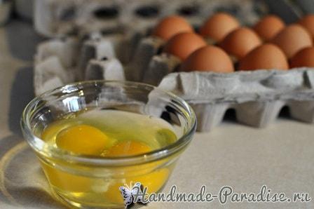 Как пожарить омлет по-новому, без масла (3)