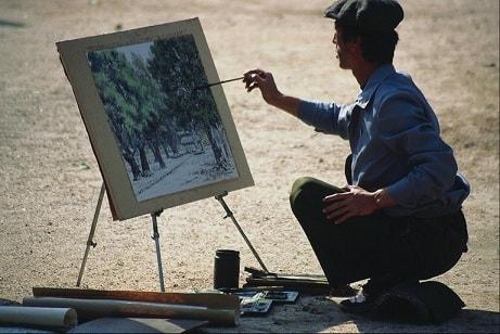 Как просто научиться рисовать (1)
