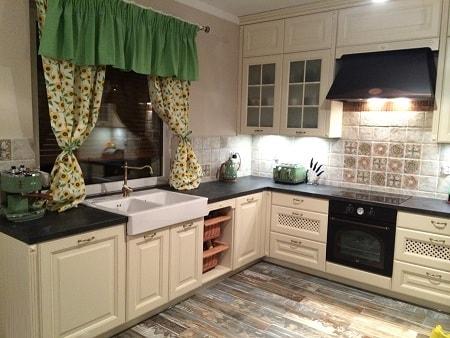 Как сделать устаревшую кухню более современной (1)