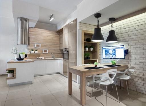 Как сделать устаревшую кухню более современной (2)