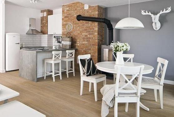 Как сделать устаревшую кухню более современной (4)