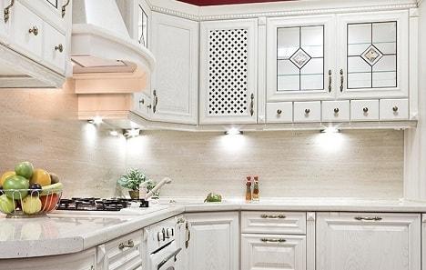 Как сделать устаревшую кухню более современной (6)