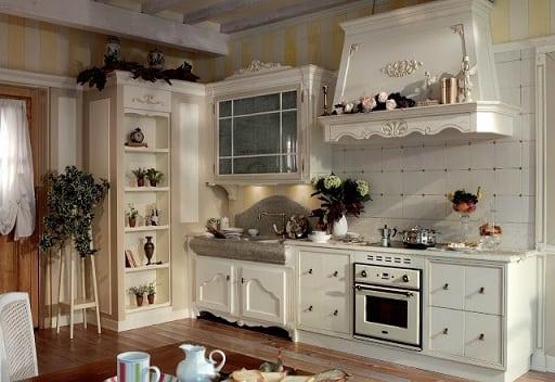 Как создать идеальную кухню. Минимализм, барокко или прованс (2)