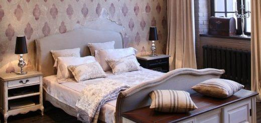 Кровать из дерева (1)