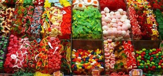 Настоящие сладости из Европы от Candy Trade