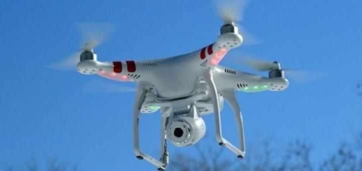 Полезное применение дронов