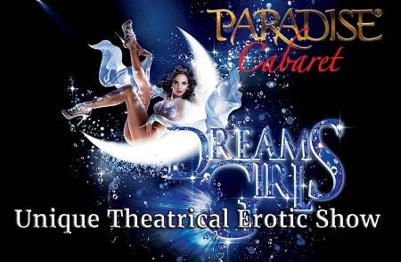 Стриптиз клуб Paradise Cabaret (1)
