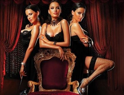 Стриптиз клуб Paradise Cabaret (2)