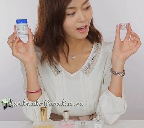 Сухие духи с любимым ароматом своими руками (4)