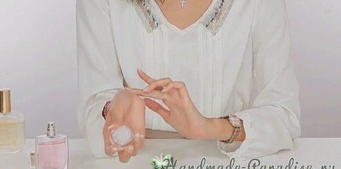 Сухие духи с любимым ароматом своими руками (5)