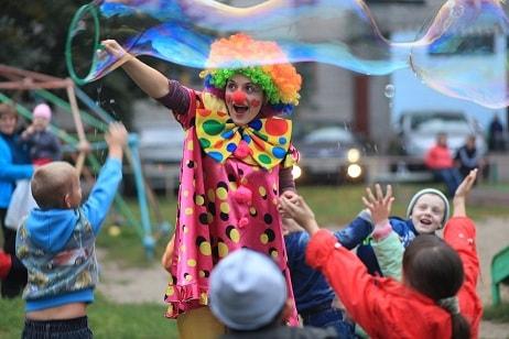 Украшение на детский праздник своими руками (1)