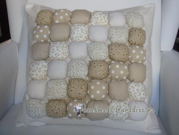 Bubble Quilt. Матрасик БОМБОМ для пеленального столика (1)
