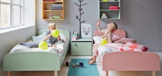 Как обустроить комнату для двух деток разного пола (1)