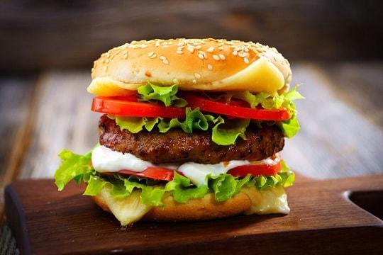 Как приготовить бургер в домашних условиях (1)