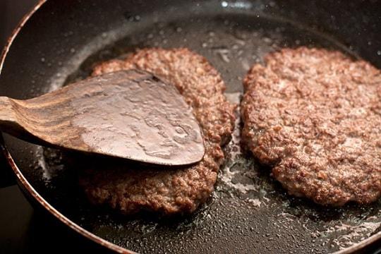 Как приготовить бургер в домашних условиях (2)
