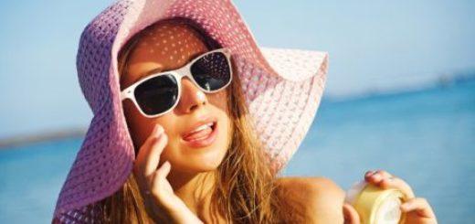 Уход за кожей летом (1)