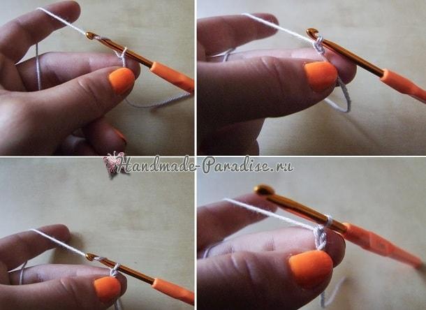 Как научится вязать крючком. Советы и рекомендации мастеров (4)
