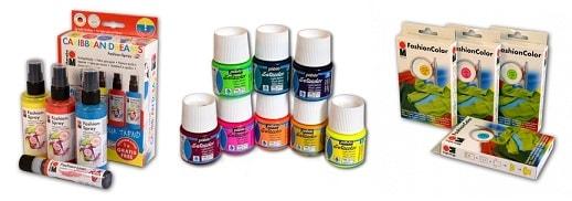 Краски для ткани - яркий стиль или как обновить гардероб (3)