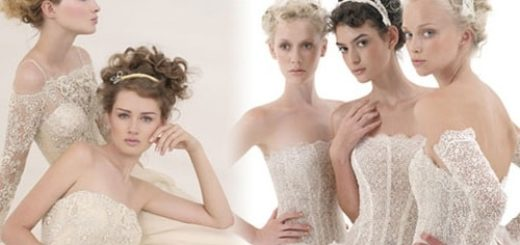 Кружева в свадебной индустрии (2)