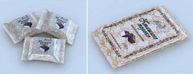 «Птичье молоко» от кондитерской фабрики «Жако»