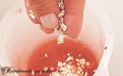Глицериновое банановое мыло handmade (4)