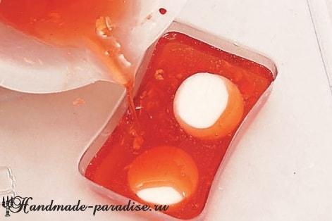 Глицериновое банановое мыло handmade (5)
