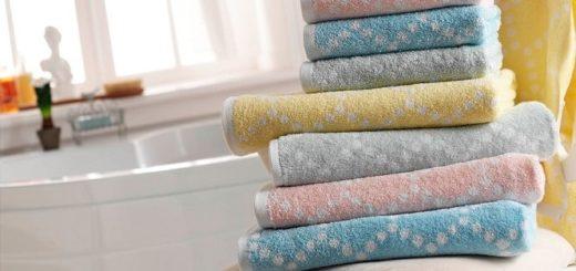 Полотенца - главный элемент текстиля в доме