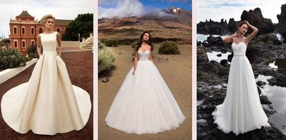 Свадебные платья мечты