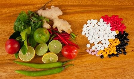 Японские натуральные бады и витамины (1)
