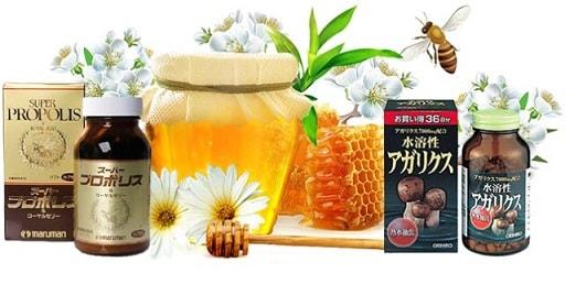 Японские натуральные бады и витамины (2)